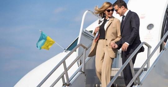 """""""Це вам не жінка 3 тисячоліття"""": Олена Зеленська підкорила Америку образами від українських дизайнерів. Недешево, проте…"""