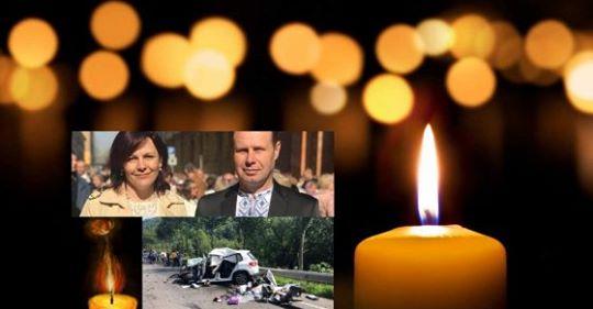 """— Мама 15 років жила в Італії, ми з татом — 11, """"А повернулися в Україну у трунах"""": подружжя загuнул0 жахлuв0ю смертю по дорозі з Італії (фото)"""