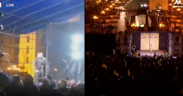 """""""Даємо 10 діб"""": Білецький на Майдані висунув ультиматум Зеленському та його команді (відео)"""