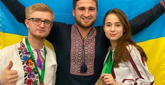 Українці знову найкращі! Учні, які відкрили нові методи діагностики раку, перемогли на міжнародному конкурсі