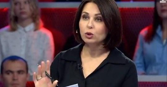 Наталя Юсупова: Вперше у мене ступор. Канал 1+1, ведуча Мосійчук, говорить про те, що ведеться війна проти президента!