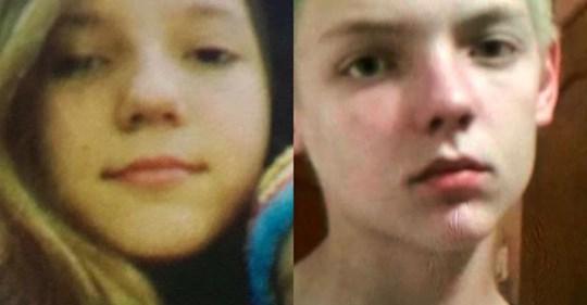 SOS!! Допоможіть знайти! В Києві зникли двоє школярів