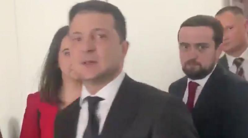 «Це правда!» — Щ0йно в кулуарах Презuдент Зеленськuй прокоментував зустріч з Тігіпком і його прем'єрством. Відео