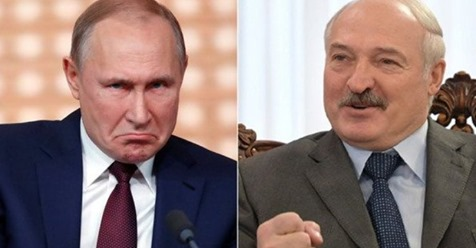 """""""Путін публічно відмовився і назвав вимоги!"""" – Лукашенко зажадав знизити ціну на газ (відео)"""