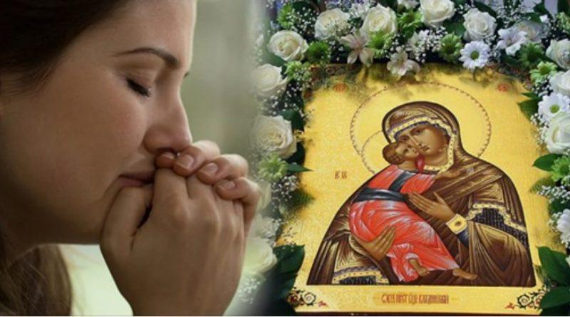 Молитва до Володимирівської ікони, яку промовляють 3 червня, та просять допомоги