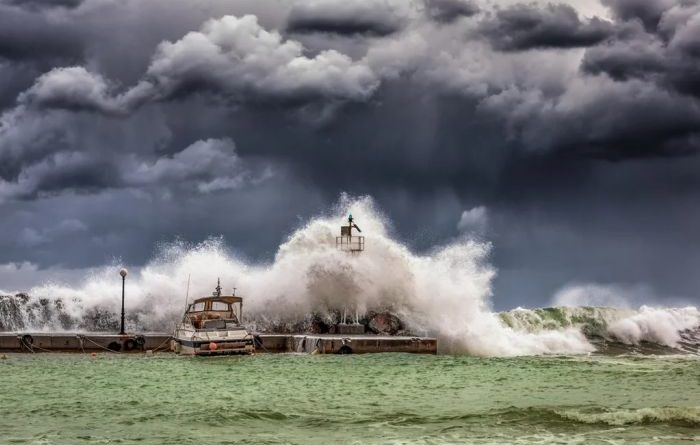 Україну чекають страшні стихійні лиха! Лякаючий прогноз погоди!