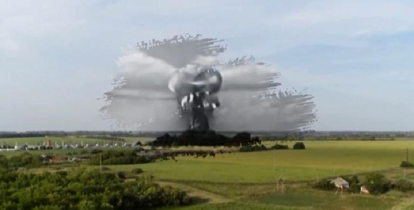Це Сталося 9 Липня! Біля Українського Села Підірвали Ядерну Б0мбу