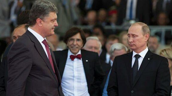 """Це кінець! Приємна розмова ймовірно Порошенка та Путіна приголомшила країну. """"Обіймаю. До побачення"""""""