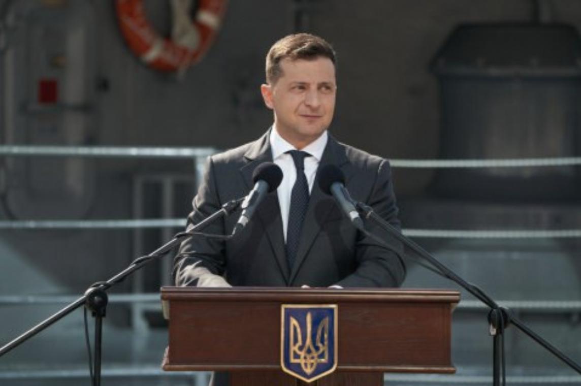 """""""Після вчорашнього вчинку Зеленського я остаточно переконався, що наш президент-це найкраще, що було в нашій країні за весь час"""""""