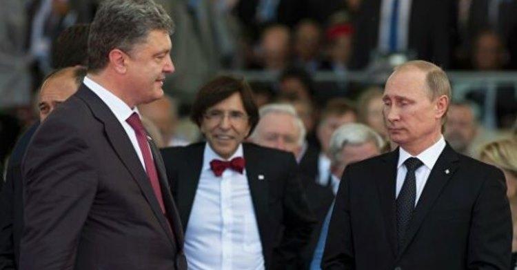 """Це кінець! Приємна розмова Порошенка та Путіна приголомшила країну. """"Обіймаю. До побачення"""""""