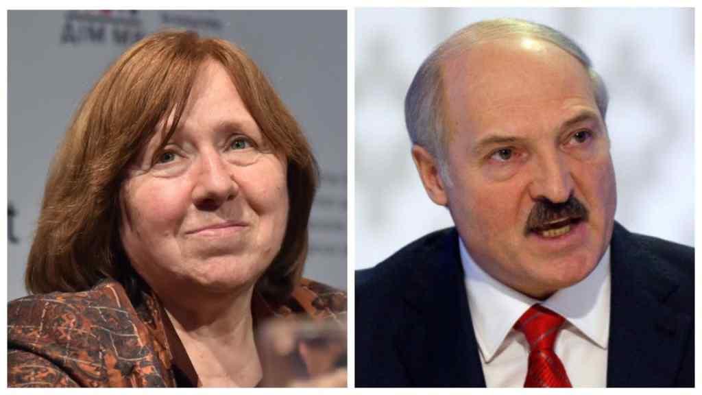 Щойно! Вона виїхала з країни – Лукашенко переміг. Алексієвич здивувала вчинком – Бацька не чекав