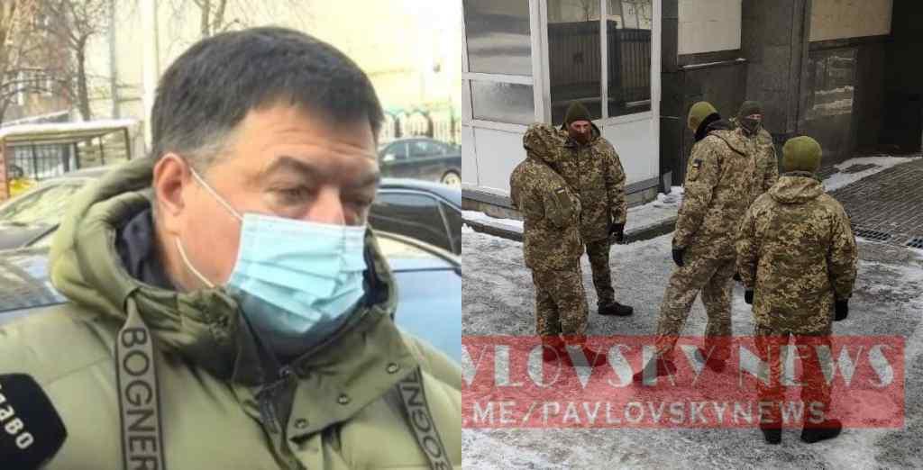 Скандал набирає обертів! Тупицький зробив це – просто під стінами КСУ, поліція на місці. Офіційне звернення