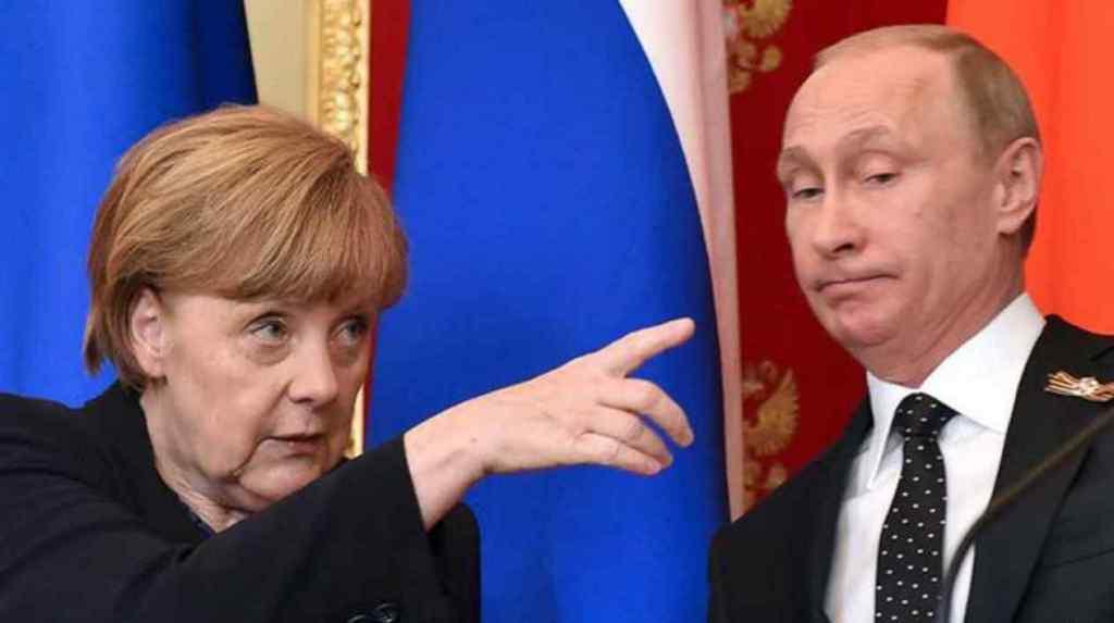 Сильно кричали один на одного! Конфлікт Меркель і Путіна – розповіли вперше. Під час обговорення України – ніхто не знав!